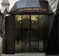 Churchill War Rooms in London #London #stepbystep