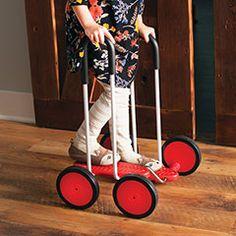 Walking Wheels