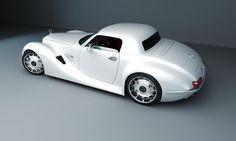 GWA 300 SLC 12 (the ultimate kit car?)