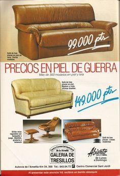 Galeria de Tresillos, sep 1989