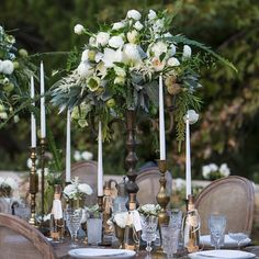 Beautiful details for your vintage wedding.
