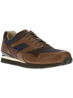 PAUL SMITH Panelled Trainer