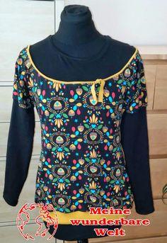 "Mama Nähblog: Freebook Damenshirt ""Mama Baldur"""