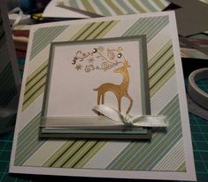 Dashing Xmas2 by MissmLe - Cards and Paper Crafts at Splitcoaststampers