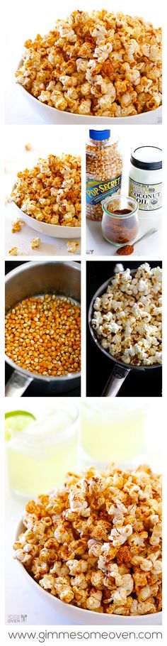 Popcorn Taco Popcorn -- healthy, easy, and FULL of great taco flavor! A great snack for game day or anytime! Taco Popcorn -- healthy, easy, and FULL of great taco flavor! A great snack for game day or anytime! Healthy Popcorn, Flavored Popcorn, Popcorn Recipes, Healthy Treats, Gourmet Popcorn, Appetizer Recipes, Snack Recipes, Cooking Recipes, Appetizers