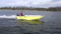 Моторный катамаран СКАТ430