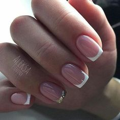 In seek out some nail designs and some ideas for your nails? Listed here is our listing of must-try coffin acrylic nails for trendy women. French Manicure Acrylic Nails, French Pedicure, Nail Polish, French Manicures, Gel Nail, Classy Nail Designs, French Nail Designs, Best Nail Designs, Bridal Nails French