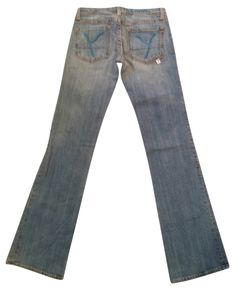 Boot Cut Jeans. Free shipping and guaranteed authenticity on Boot Cut Jeans at Tradesy. REDUCED *NOW* $20.00  YANK Size 24/*** Check out o...
