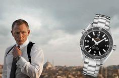 Omega Planet Ocean 8500: James Bond's watch in Skyfall