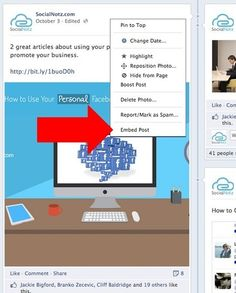 How To Embed Content From Twitter, Facebook and Google+ Posts -