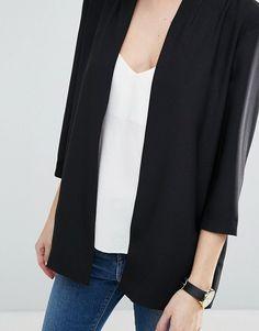 ASOS blazer cardigan - 306 kr
