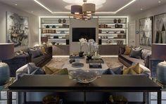 Belgravia Townhouse, Luxury Interior Design | Laura Hammett