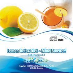 Lemon Detox Diet Hypnosis | Lemon Detox Diet Recipe | Weight Loss Detox Hypnotherapy