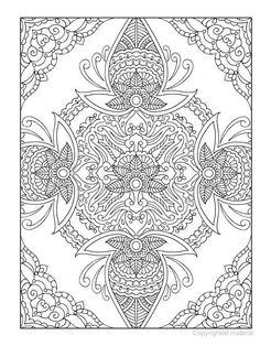 Mandala FREE #printable #adultcolouring #adultcoloring