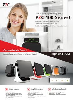 series 100 Series Stylish and simple design, convenient and simple maintenance, Product that suits any store environment and can easily be changed to a wide variety colors. Simple Interior, One Sided, Pos, Simple Designs, The 100, Simple Drawings