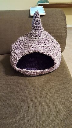 Ravelry: Pixie Kitty Nest pattern by Michelle Renae