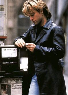 "Jon Bon Jovi - ""Keep The Faith"" music video Jon Bon Jovi, Bon Jovi 80s, Mtv, Dorothea Hurley, Bon Jovi Always, We Will Rock You, Keep The Faith, Record Producer, No One Loves Me"