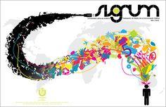 portada de revista by davidzamoradesign.deviantart.com on @deviantART