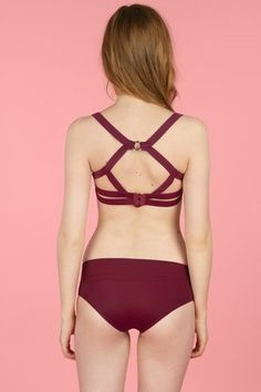 CHLOE SEVIGNY FOR OPENING CEREMONY : harness bikini | Sumally