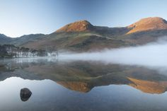 Buttermere in the Mist, Lake District, England    http://www.flickr.com/photos/pauljeapesphotography/6336286463/in/photostream/