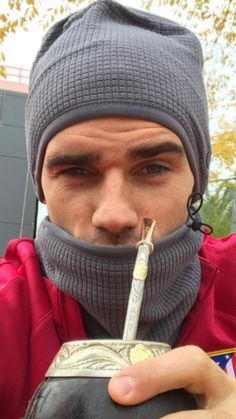 Antoine Griezmann, Russia 2018, Football S, Coming Home, My Man, Knitted Hats, Winter Hats, Yerba Mate, Bb