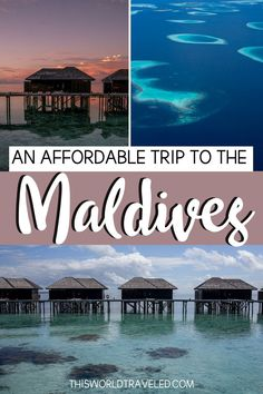 The top Maldives travel tips for planning your trip to paradise. Learn how you can visit the Maldives affordably while still staying in an over the water villa on a resort island. maldives| maldives trip | maldives travel guide | maldives photography | maldives travel | maldives island Maldives Travel, Maldives Trip, Inclusive Resorts, Beach Resorts, Water Villa, Island Nations, Underwater World, Plan Your Trip, Asia Travel