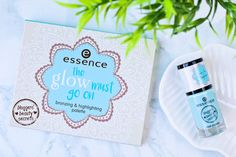 essence The Glow Must Go On Palette Bronzer & Highlighter Review - Beautylab.nl