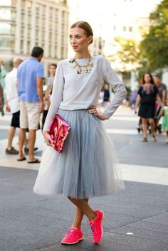 How to Wear The Ballerina Skirt – Fashion Style Magazine - Page 13