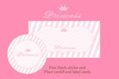 Birthday Labels Template Free – Best Happy Birthday Wishes intended for Birthday Labels Template Free - Best Professional Template Cinderella Birthday, Fairy Birthday Party, Happy Birthday Fun, Princess Birthday, 1st Birthday Parties, Birthday Ideas, Girls Tea Party, Princess Tea Party, Party Food Labels