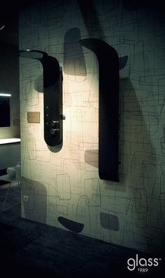 Katana and Showerwave - Shower panels by Glass1989