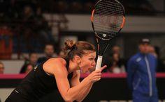 Presa italiană, despre Simona Halep. Românca nu este considerată o forţă în tenisul mondial