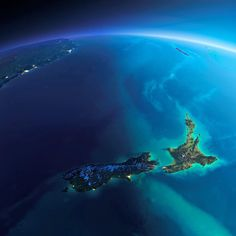 New Zealand - a string of island gems in the South Pacific