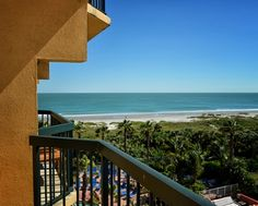 DoubleTree by Hilton Hotel Cocoa Beach Oceanfront, FL - 2 Room Suite Partial Ocean View