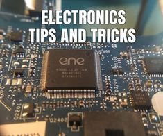 Tips and Tricks for Electronics : 6 Steps (with Pictures) - Instructables I Wish I Knew, Circuits, New Tricks, Tech, Electronics, Pictures, Photos, Technology, Consumer Electronics