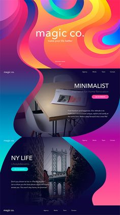 Design Trends and Styles that will Dominate in 2018. Choosing which design style to pursue for a project will be more critical than ever, as the challenge to attract audiences and stand out from the crowd tightens in a world overloaded with information. But even with an information-driven world, design has the opportunity to make people feel even more – to draw out emotions and create reactions intuitively found in human interaction. | HeyDesign.com