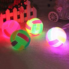 Hot Newest 7.5cm Light-up Toy Sound Massager Volleyball Sports Fitness Body Pain Relief Ball     Tag a friend who would love this!     FREE Shipping Worldwide     Get it here ---> http://workoutclothes.us/products/hot-newest-7-5cm-light-up-toy-sound-massager-volleyball-sports-fitness-body-pain-relief-ball/    #training