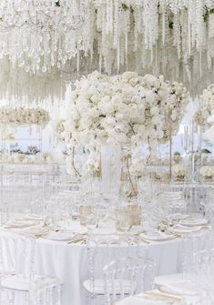 Check out this guide to choosing the right wedding color, choose your own schemes and get another of your wedding decision resolved today. white wedding How To Choose The Best Wedding Color Schemes White Wedding Decorations, Wedding Table Centerpieces, Wedding Themes, Wedding Ideas, Diamond Wedding Theme, Diy Wedding, Silk Flower Centerpieces, Luxury Wedding Decor, Luxe Wedding