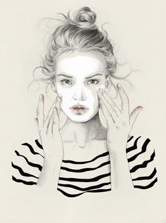 Esra Roise. Just.. how does he do this? #esraroise #love #art