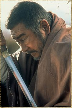 Best Zatoichi, Shintaro Katsu 座頭市 勝新太郎 go and watch over 25 films made over 27 years.