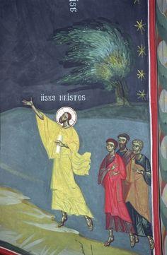 Grigore Popescu - Pictura murala, icoane, pictura sevalet, restaurare Byzantine Art, Icons, Artwork, Movie Posters, Painting, Work Of Art, Auguste Rodin Artwork, Symbols, Film Poster