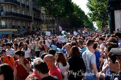 L'égalité n'attend plus: Gay Pride Paris 2012  by meg gagnard    http://paris.untappedcities.com/2012/07/01/legalite-nattend-plus-gay-pride-paris-2012/