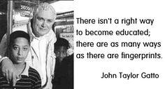 John Taylor Gatto quote