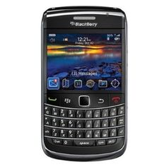 BlackBerry BOLD 9700 Smart Unlocked Phone, Quad Band, 3 MP Camera, Bluetooth, GPS, and 1 GB Internal Storage--U.S. Version With No Warranty