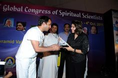 """4th Global Congress of Spiritual Scientists - held in Oct 2011 at Pyramid Valley International, Bengaluru A unique Platform created for New Age Spiritual Masters and Spiritual Scientists of the world to share their Wisdom, Perspectives, and Experiences with Spiritual Seekers and Leading-edge Thinkers across the globe."""