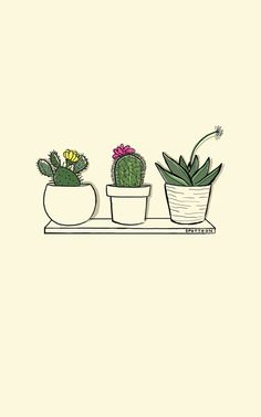Лд, кактусы, and распечатки image cactus coolness em 2019 ša Succulents Wallpaper, Plant Wallpaper, Iphone Background Wallpaper, Lock Screen Wallpaper, Pretty Wallpapers, Cute Cartoon Wallpapers, Cactus Illustration, Sunflower Wallpaper, Cactus Art