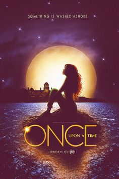 Ariel Promo Poster, Once Upon a Time