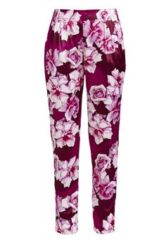 Image for Berry Piped Fashion Pj Pant from Peter Alexander