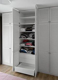 34 Ideas for kids bedroom wardrobe Bedroom Cupboard Designs, Bedroom Closet Design, Bedroom Cupboards, Master Bedroom Closet, Home Decor Bedroom, Kids Bedroom, Wardrobe Door Designs, Closet Designs, Wardrobe Ideas