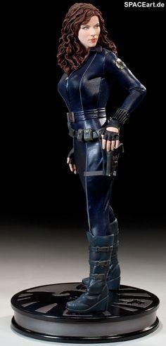 Iron Man 2: Black Widow, Statue / Premium Format Figur ... http://spaceart.de/produkte/irm016.php