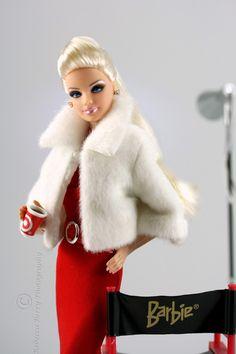 Barbie Basic Red Model